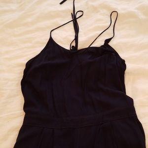 Open back A&F romper jumpsuit